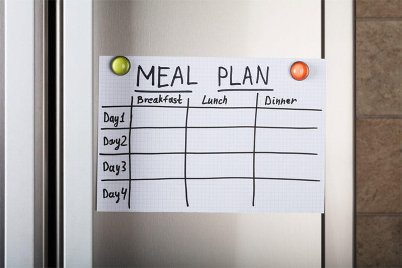 A 3-Week Meal Plan that will save you time, money and your sanity