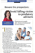 Avoid falling victim to predatory advisers