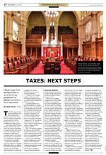 Taxes Next Steps