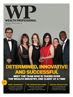 WP Wealth Professional Magazine